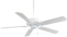 Minka-Aire F589-WH - White Outdoor Fan