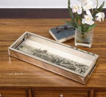 Uttermost 19875 - Uttermost Panorama De Paris Mirrored Tray