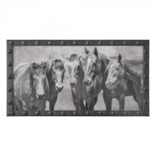 Uttermost 33629 - Uttermost Meeting Of The Minds Horse Print