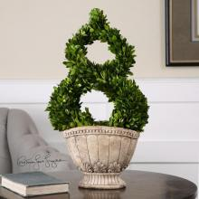 Uttermost 60114 - Uttermost Estate Trellis Preserved Boxwood