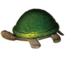 "Meyda Tiffany 18006 - 4""H Turtle Accent Lamp"
