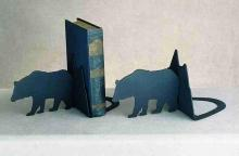 Meyda Tiffany 23404 - Lone Bear Bookends