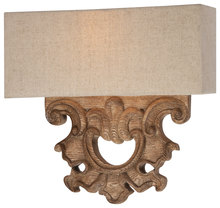 Minka-Lavery 5200-290 - 2 Light Wall Sconce