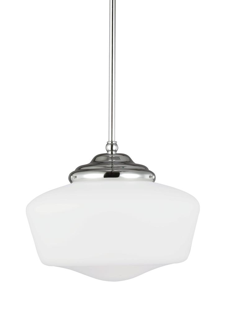 Large One Light Pendant 65438en 05