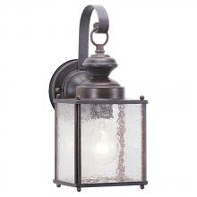 Sea Gull 8881-08 - One Light Outdoor Wall Lantern