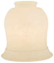 "Minka-Aire 2593-5 - 2 1/4"" French Cream Glass Shade"