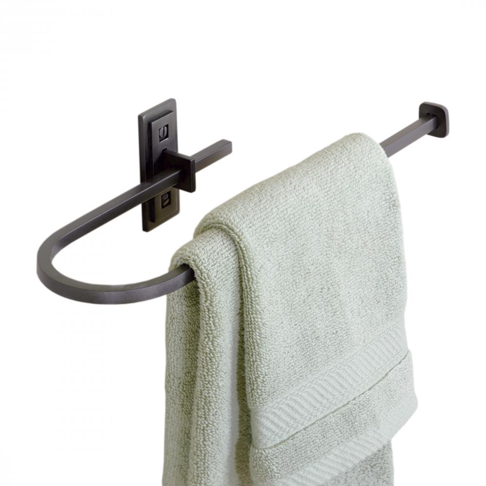 Wolberg Electrical Supply Inc in Albany, New York, United States, Hubbardton Forge 840014-07, Metra Towel Holder, Metra