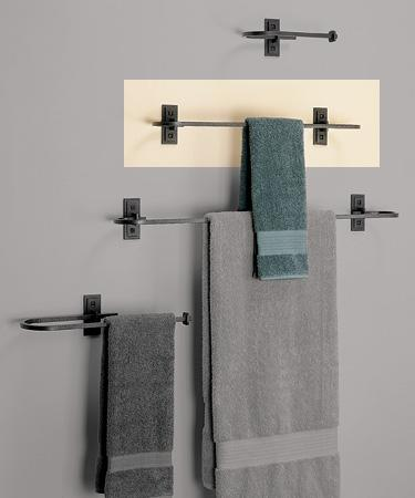 Wolberg Electrical Supply Inc in Albany, New York, United States, Hubbardton Forge 841016-05, Metra Towel Holder, Metra