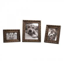 Uttermost 18572 - Uttermost Kalya Antiqued Bronze Photo Frames S/3