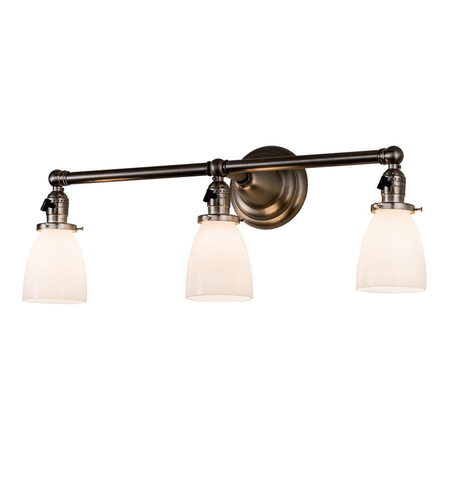 25  Wide Revival Goblet 3 LT Vanity Light  sc 1 st  Wolberg Electrical Supply Inc - Wolberg Lighting & 25