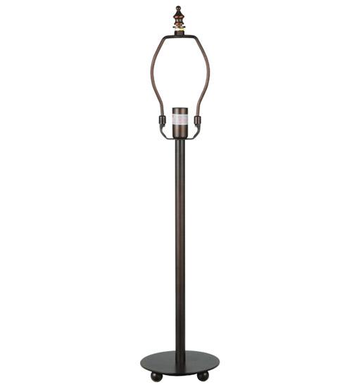 "Wolberg Electrical Supply Inc in Albany, New York, United States, Meyda Tiffany 48494, 15""H Penn Table Base, Penn"