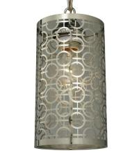 "Meyda Tiffany 126758 - 5""W Deco Mini Pendant"